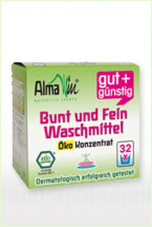 AlmaWin Bunt- und Feinwaschmittel, Öko-Konzentrat