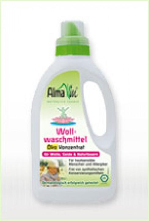 AlmaWin Woll-Waschmittel, Öko-Konzentrat, 750 ml