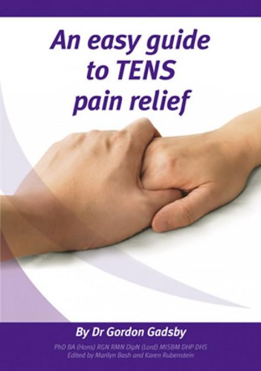 Ratgeber zur Schmerzlinderung mit TENS - Deutsch