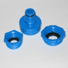 Hahnanschluss-Adapter-Set