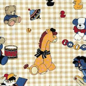 Dinkel-Kissen, Größe M, Farbe Spielsachen beige