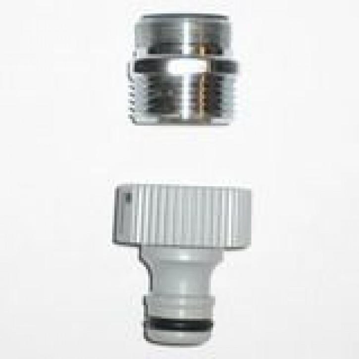 Hahnanschluss-Adapter für Innengewinde, M24