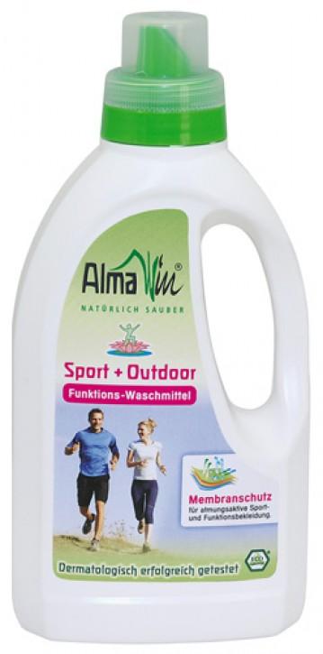 AlmaWin Sport + Outdoor, Funktions-Waschmittel, 750 ml