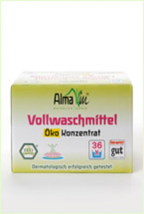 AlmaWin Vollwaschmittel, öko-zertifiziert