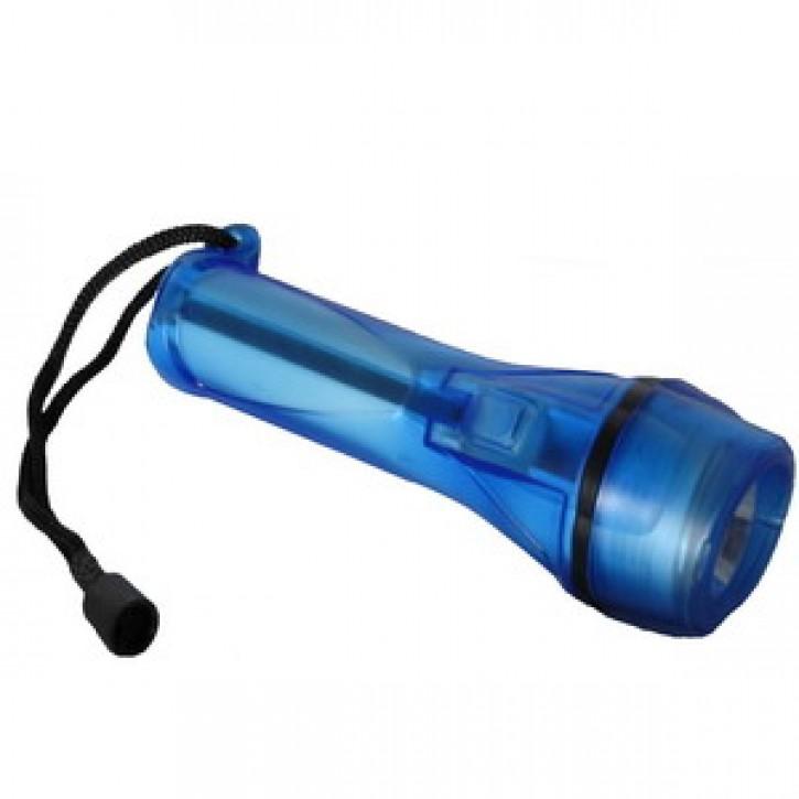 Taschenlampe (spritzwassergeschützt)